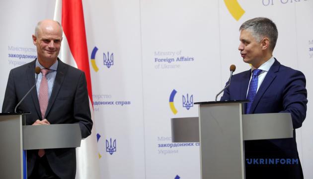 Розслідування щодо MH17 є пріоритетом для України і Нідерландів - глави МЗС
