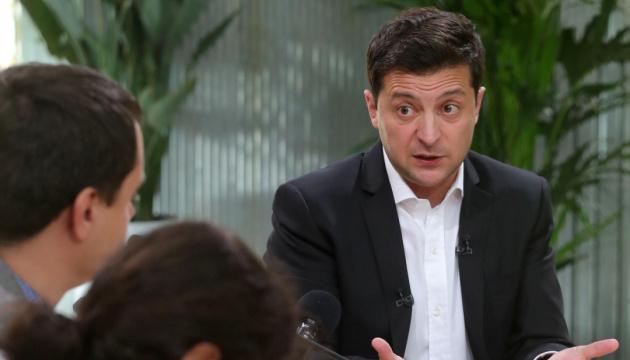 Зеленський розповів про своє найбільше розчарування на посаді Президента