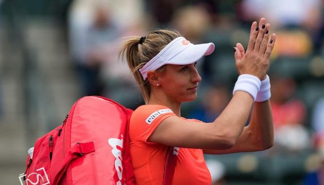 Цуренко не зіграє в Люксембургу — тенісистка завершила сезон