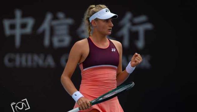 Букмекери віддають перевагу Ястремській в 1/4 фіналу турніру WTA в Тяньцзіні