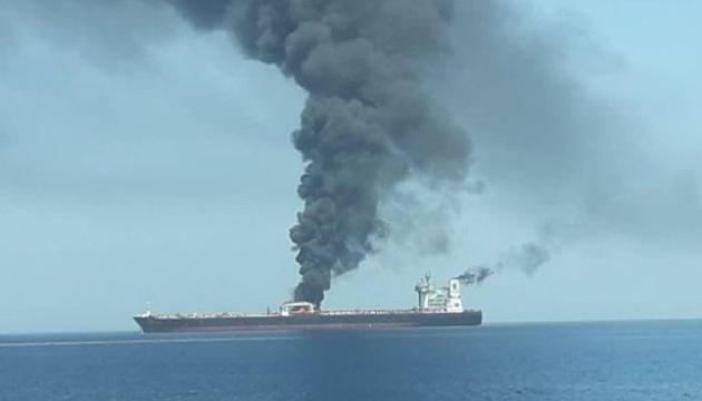 Вибух танкера в Червоному морі: Іран заявляє про ракетну атаку