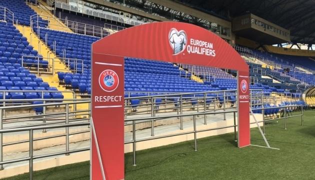 Україна і Литва визначилися з формою футболістів на сьогоднішній матч у Харкові