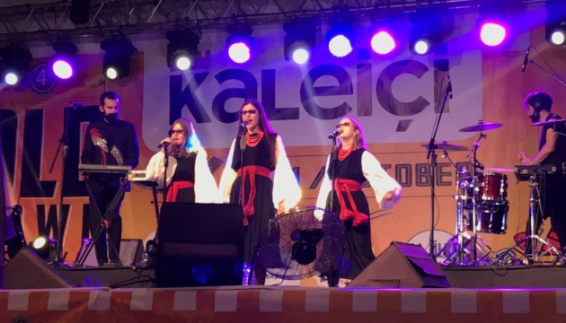 Міжнародний фестиваль в Анталії відкрився концертом українських колективів