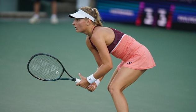 Ястремська зупинилася у чвертьфіналі турніру WTA в Тяньцзіні
