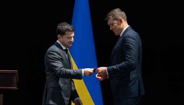 Maxym Kyzyj wird neuer Gouverneur von Odesa
