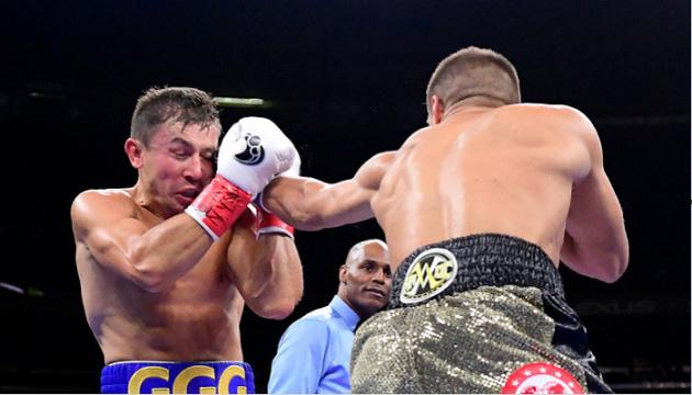 Boxen: Golovkin erklärt sich bereit zum Rückkampf mit Derevyanchenko