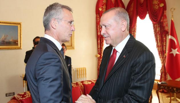 Генсек НАТО зробив заяву щодо турецького наступу в Сирії