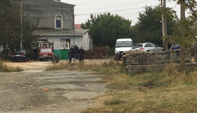 Силовики РФ увірвалися в кримську мечеть -
