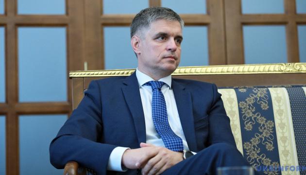 Prystaiko: No habrá elecciones en el Donbás hasta que el territorio esté ocupado