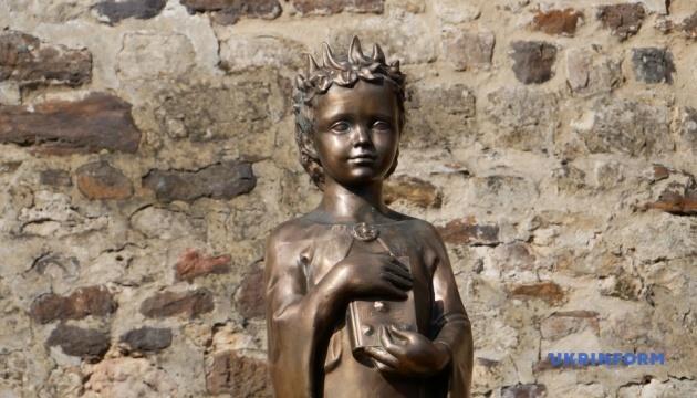 В бельгийском Арлоне открыли памятник Анне Киевской