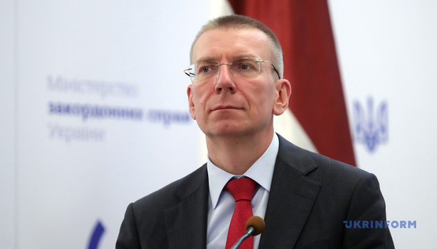 Формат зустрічей противників РФ у ПАРЄ має працювати й далі - Рінкевичс