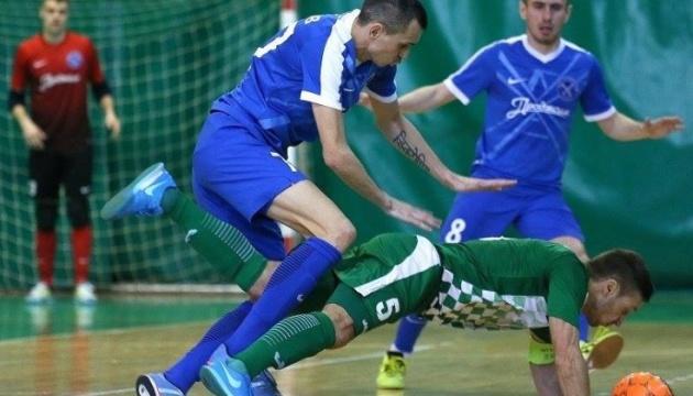 Футзал: «Продексім» обіграв «Араз» і вийшов в еліт-раунд ЛЧ