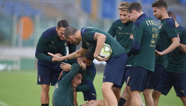 Італія пробилася на футбольне Євро-2020
