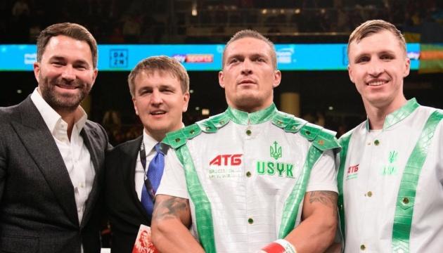 Якщо Джошуа і Ф'юрі не домовляться, WBO оголосить бій Джошуа – Усик