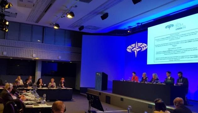 Украина заинтересована в сотрудничестве с НАТО в сфере кибербезопасности
