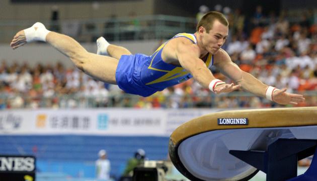 Украинский гимнаст Радивилов выиграл