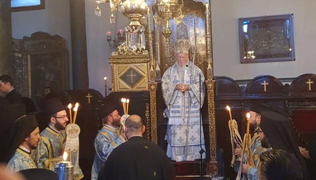 Варфоломій привітав ПЦУ з її визнанням Грецькою церквою