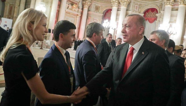 Exteriores envía una nota a Turquía tras la reunión de Erdoğan con