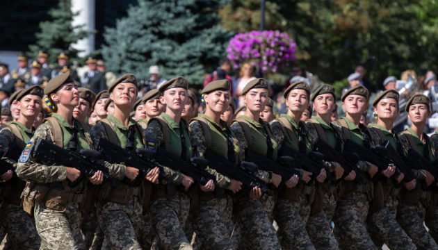 Украинцы в соцсетях поблагодарили защитников