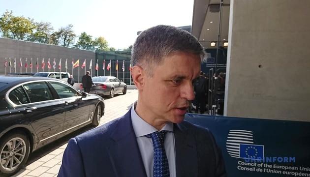 Пристайко сказав, як Україні уникнути звинувачень у зриві