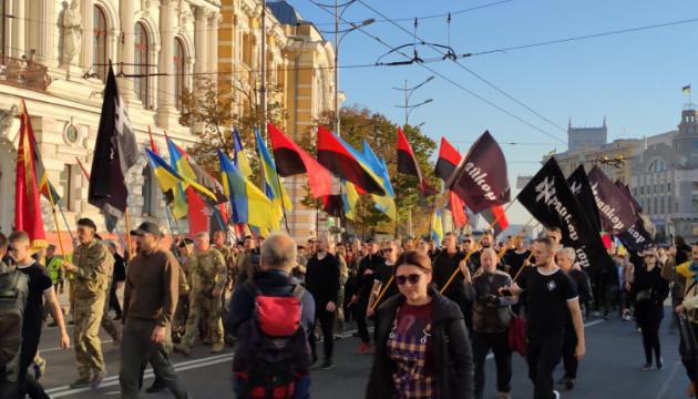 В Харькове на митинг