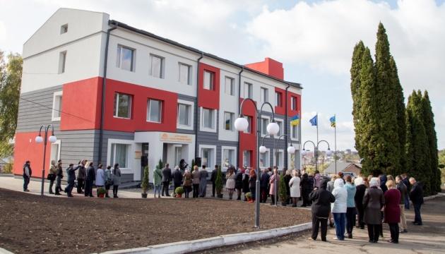 У Байковецькій ОТГ відкрили сучасний  центр адмінпослуг