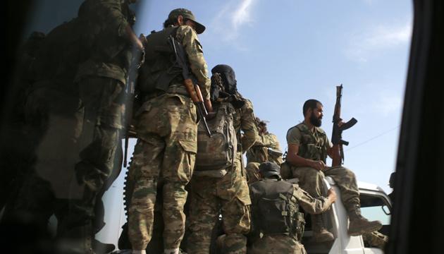 Турция направила новую военную колонну в Сирию