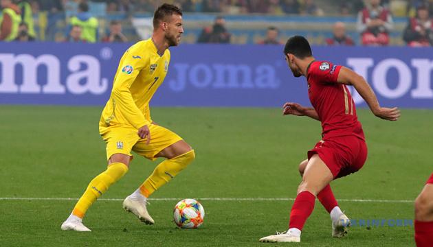 Ярмоленко залишив розташування збірної, він не зіграє проти Фінляндії і Казахстану