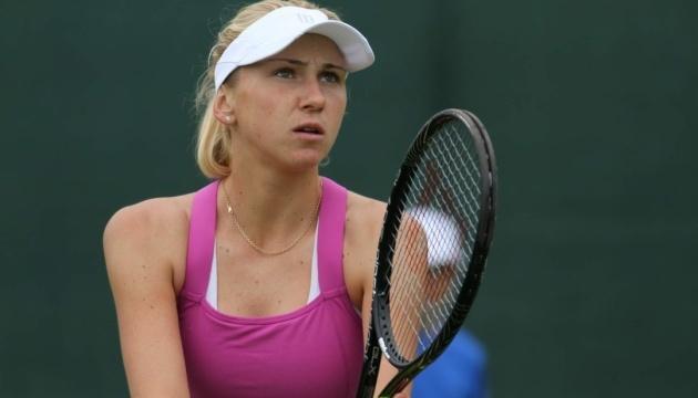 Надія Кіченок зупинилася у парному чвертьфіналі тенісного турніру WTA