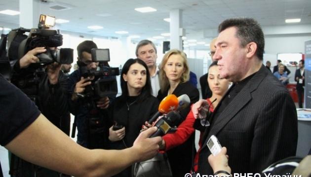 Данілов пояснив, як створити в Україні потужну систему кіберзахисту