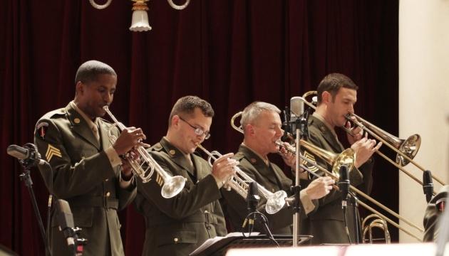"«USAFE band / ""Mузика свободи""»"