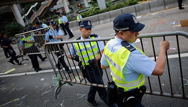На лідера протестів у Гонконзі скоїли жорстокий напад