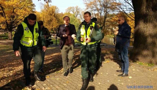У Ризі поруч із Зеленським затримали росіян, які видавали себе за журналістів