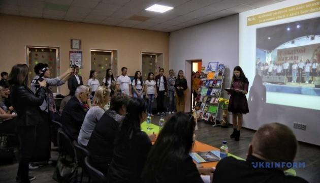 У Березівській ОТГ на Одещині презентували успішні молодіжні проєкти