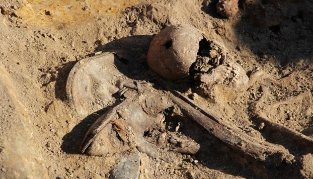 У Дрогобичі знайшли поховання жертв НКВС