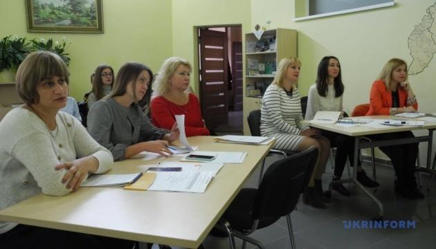 Как не бояться публичных выступлений: в Черновцах провели тренинг для женщин-лидеров ОТГ