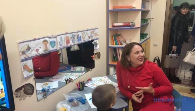 Інклюзивний центр Студениківської громади надає допомогу 35 дітям