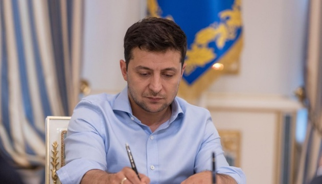 Zelensky signs new rules for financing road construction