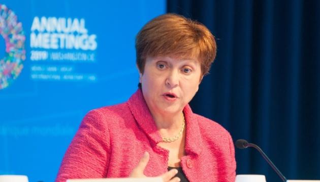 МВФ допускает увеличение кредита для Украины по новой программе