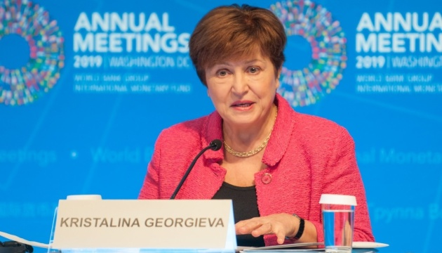 IMF Managing Director: First tranche of SBA to be approved soon