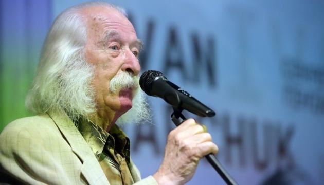 Иван Марчук представил свою последнюю в Киеве выставку