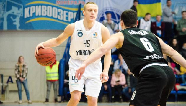 Суперліга: «Миколаїв» здобув першу перемогу в сезоні
