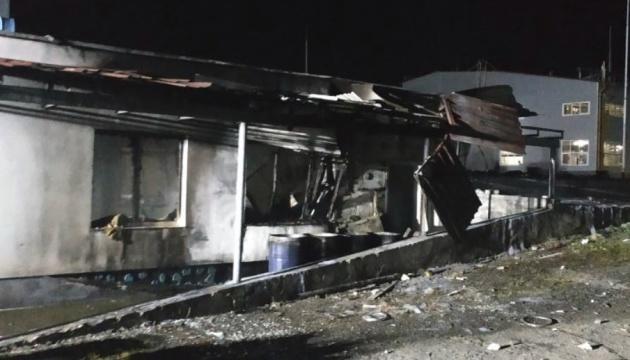 На химическом предприятии в Ровенской области произошел взрыв