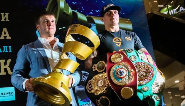 Олександр Красюк: Ідея підпорядкування професіонального боксу ФБУ - абсурдна