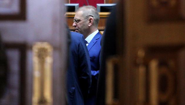 Суд залишив Пашинського під цілодобовим домашнім арештом