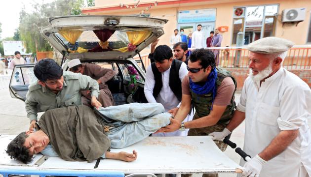 В Афганистане - взрывы в мечети, более 60 погибших