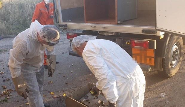 В 500 раз выше нормы: под Одессой обнаружили зараженное радиацией оборудование