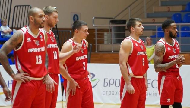 «Прометей» одержал пятую победу в Суперлиге
