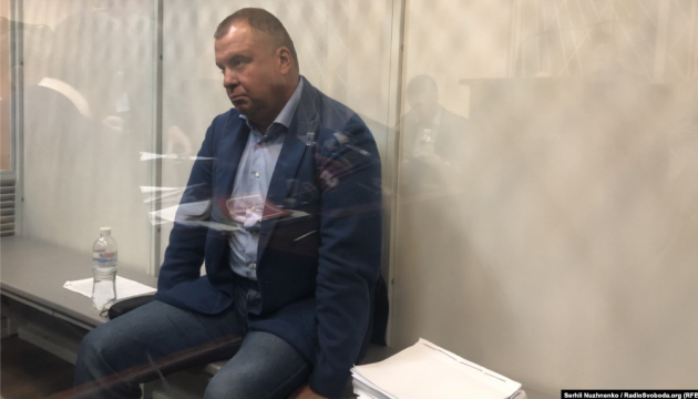 Hladkovsky released on UAH 10 mln bail