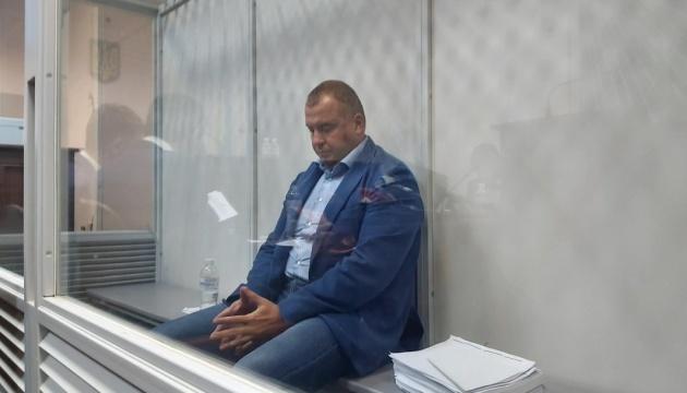 Oleh Hladkovsky est remis en liberté sous caution